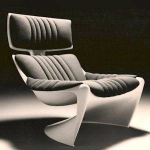 A-Line The President lounge chair