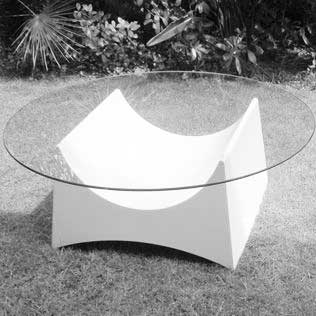 U-BOX  Coffee table – sofa table