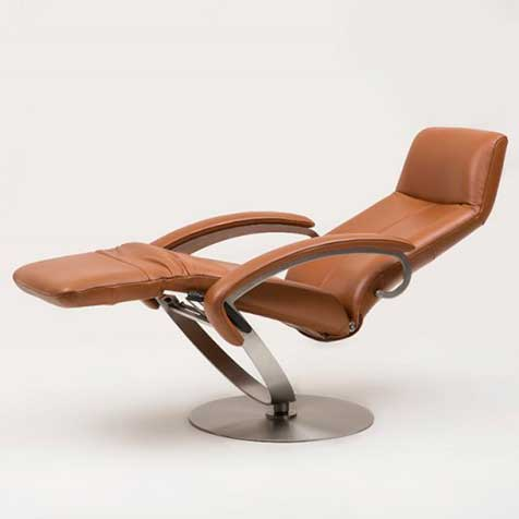 recliner lounge chair - steen ostergaard