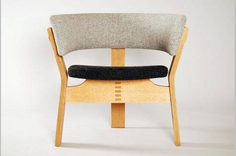 College-Line Low Chair